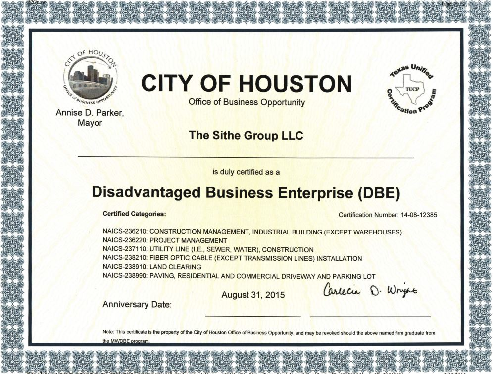 Construction Project Management Certificate Real Estate Inducedfo